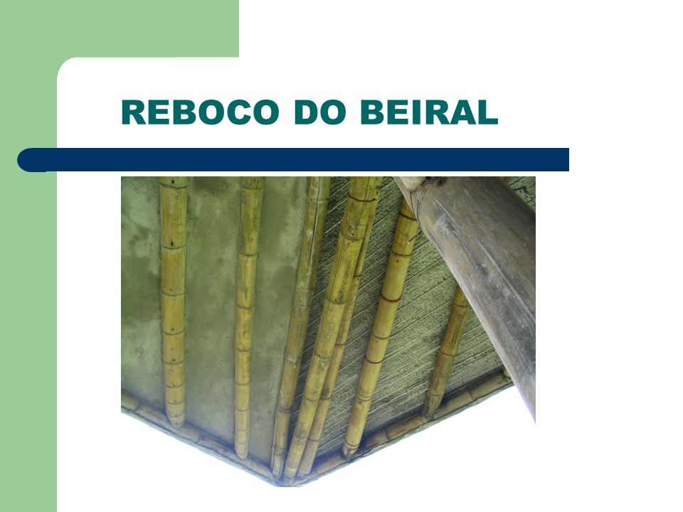 REBOCO DO BEIRAL