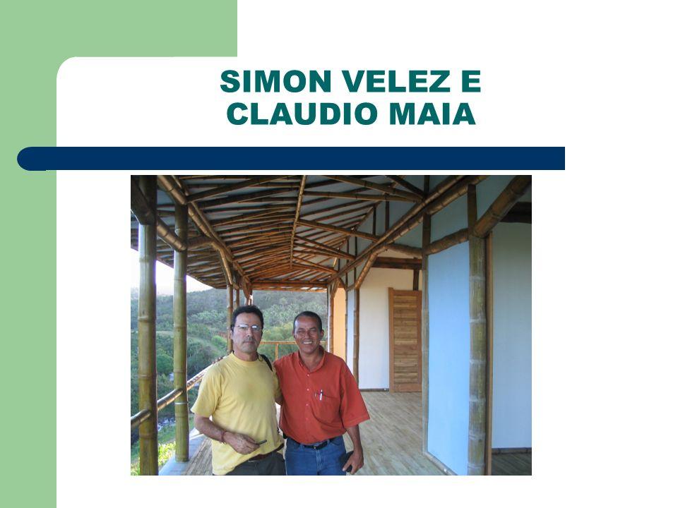 SIMON VELEZ E CLAUDIO MAIA