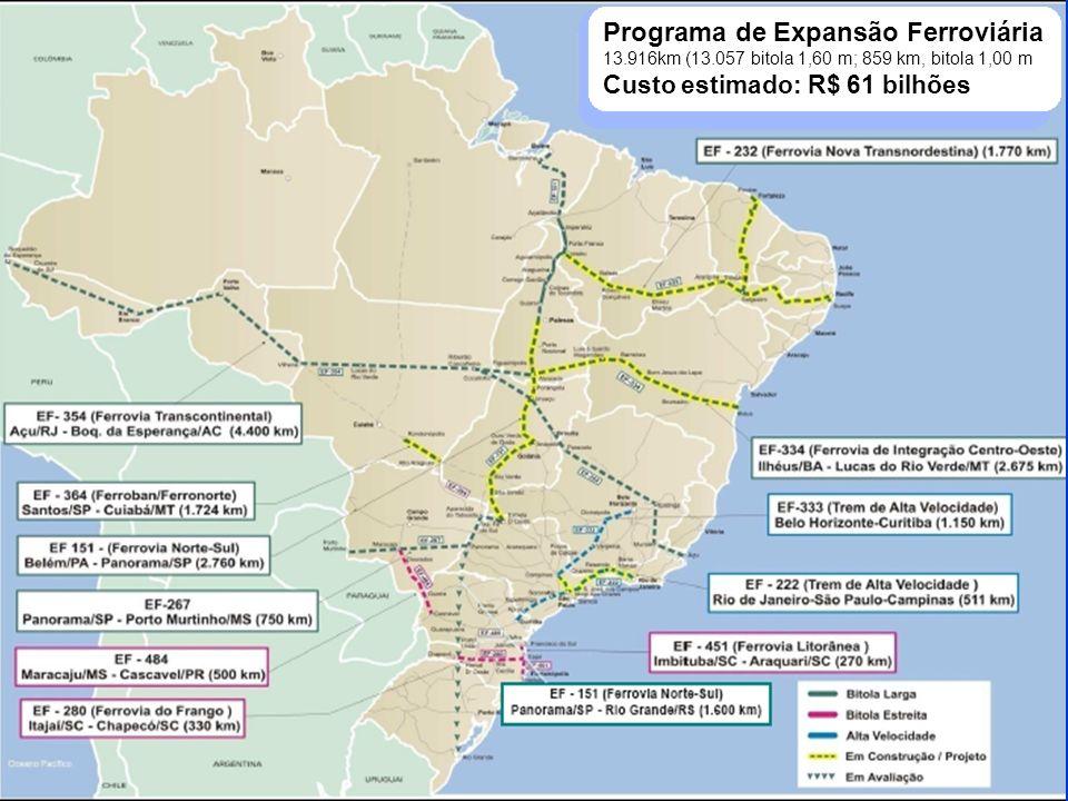 Programa de Expansão Ferroviária