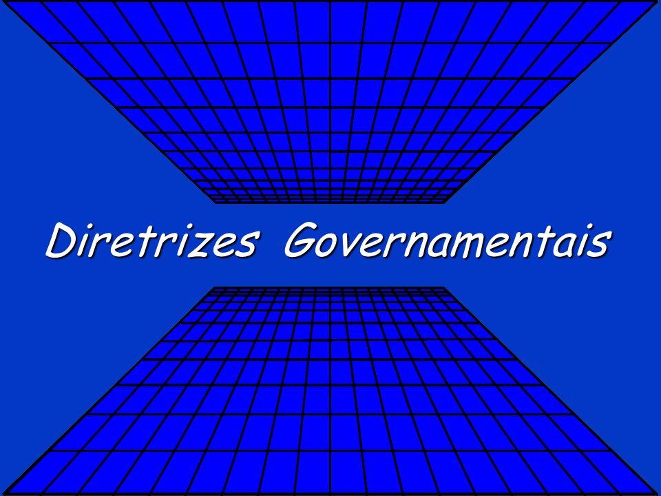 Diretrizes Governamentais