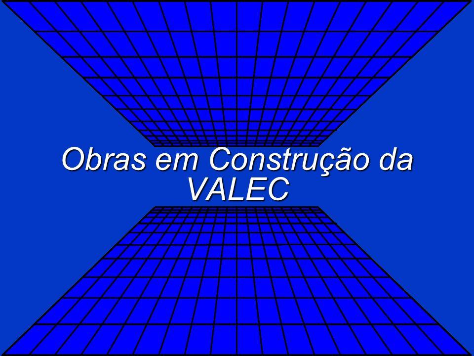 Obras em Construção da VALEC