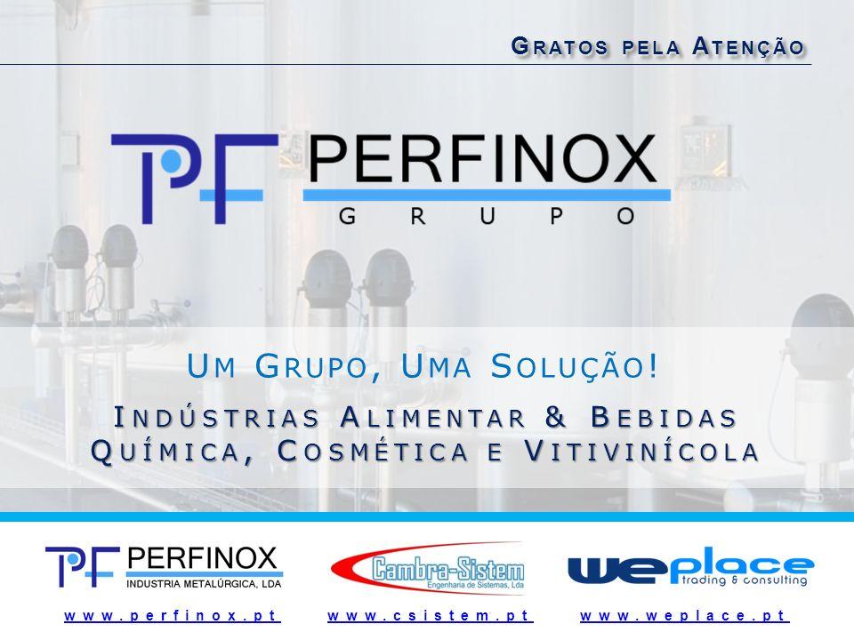 www.perfinox.pt :: www.csistem.pt :: www.weplace.pt