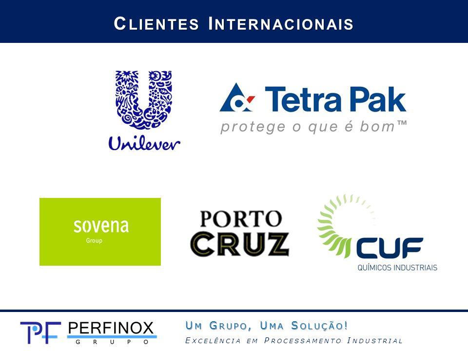Clientes Internacionais