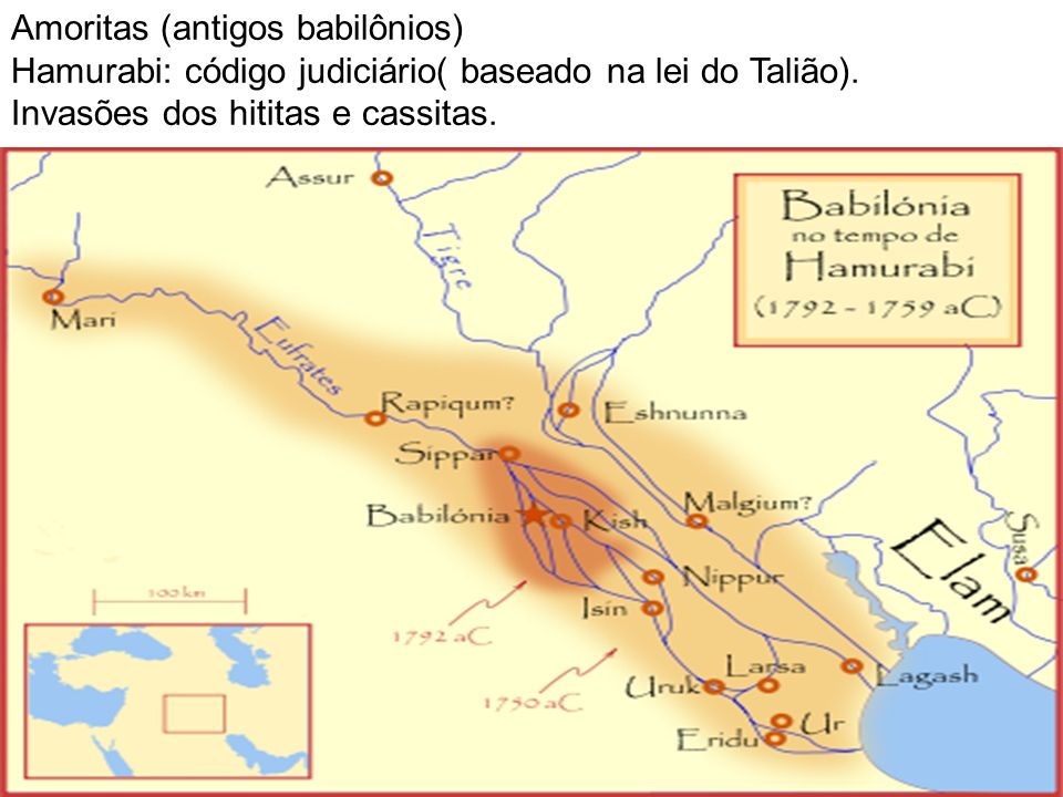 Amoritas (antigos babilônios)