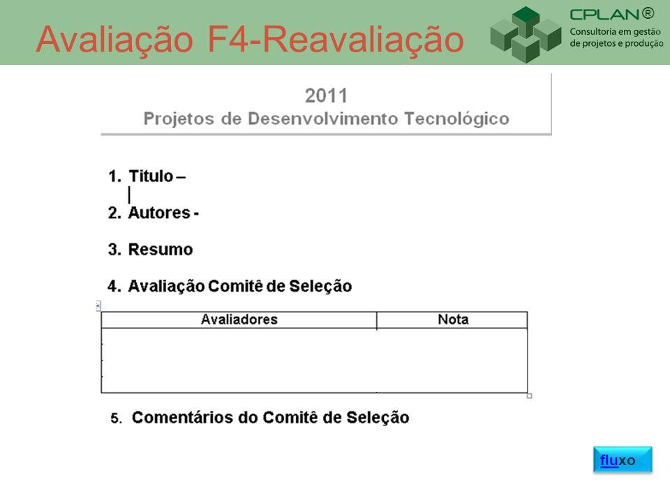 Avaliação F4-Reavaliação