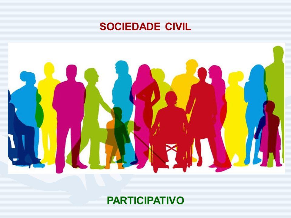 SOCIEDADE CIVIL PARTICIPATIVO