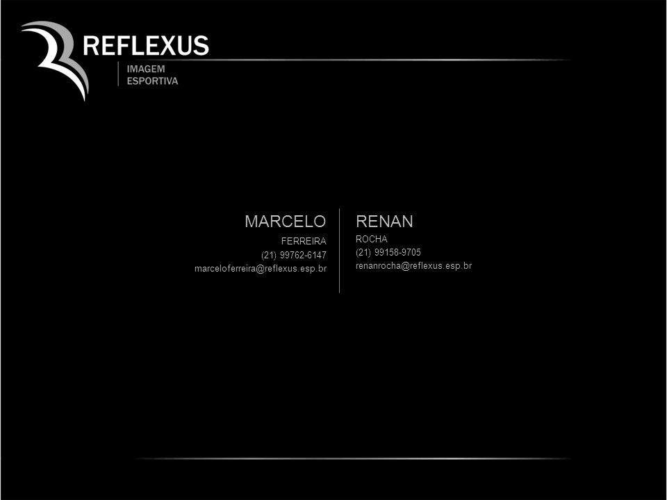 MARCELO RENAN FERREIRA ROCHA (21) 99762-6147 (21) 99158-9705