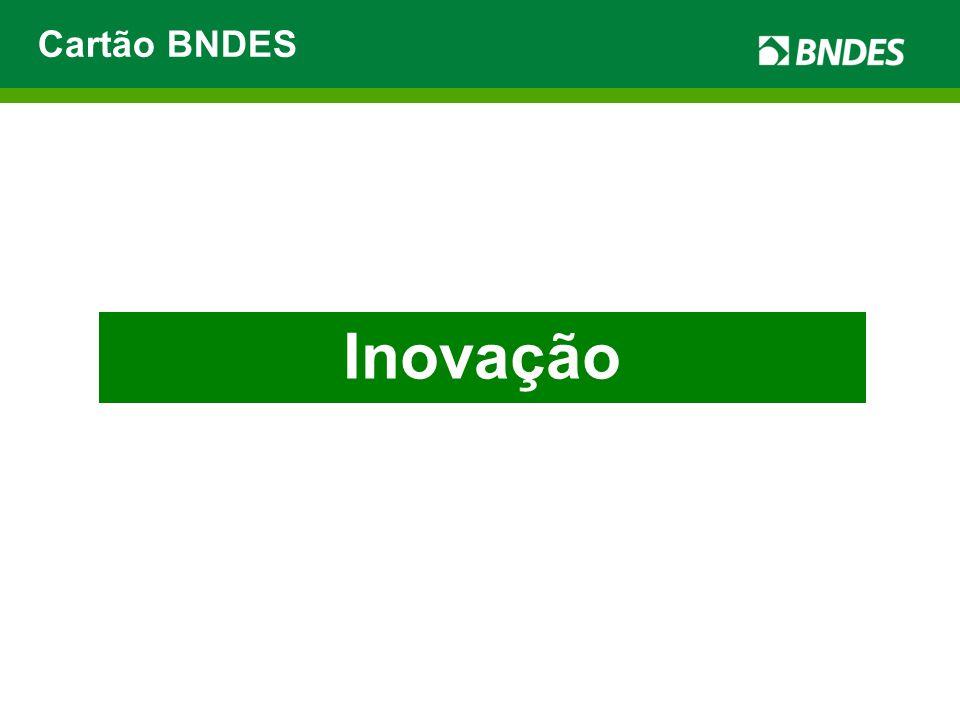 Cartão BNDES Inovação