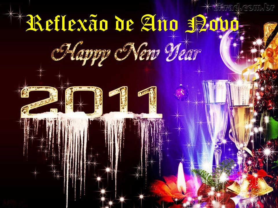 Reflexão de Ano Novo