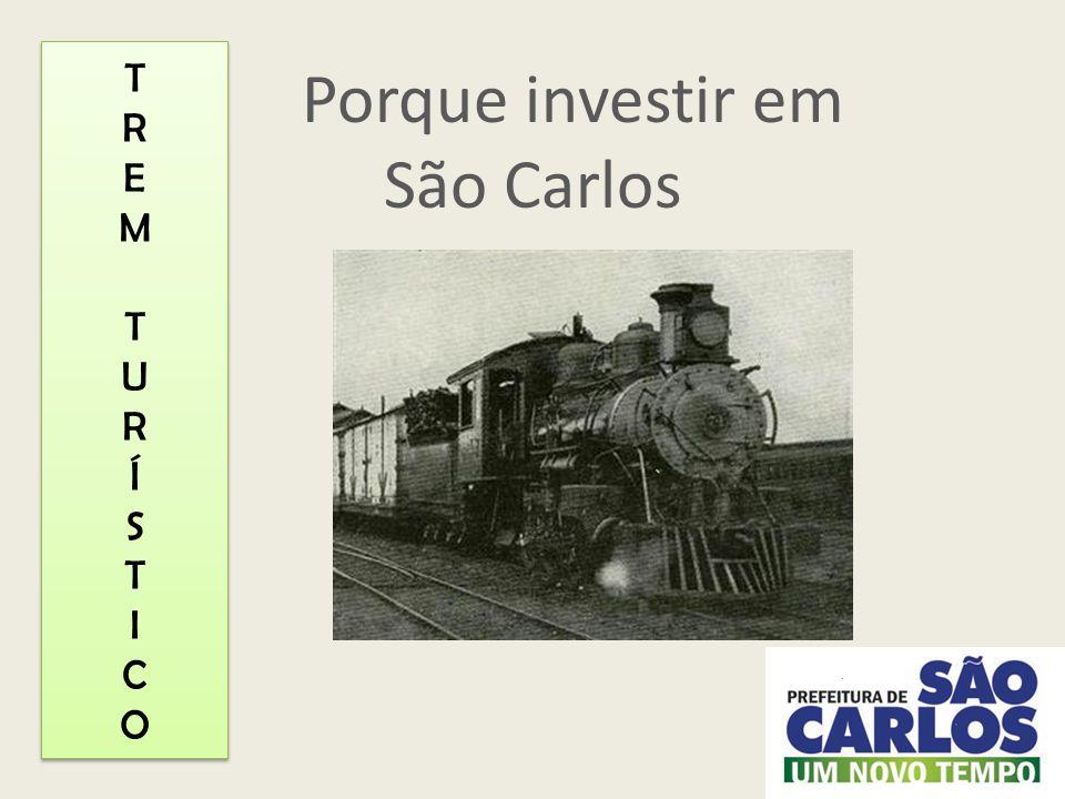 Porque investir em São Carlos