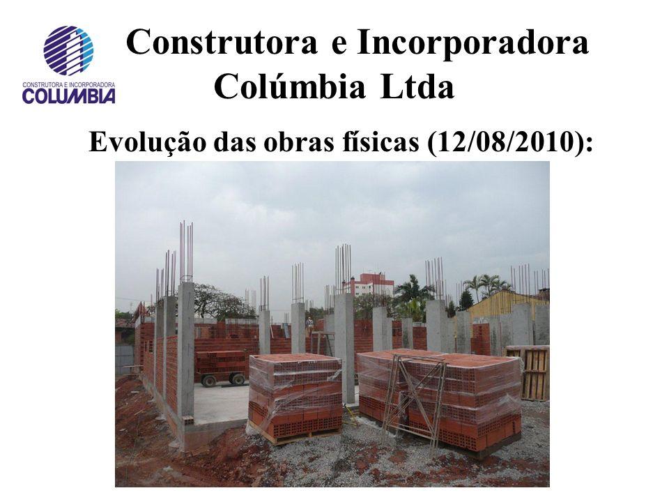Construtora e Incorporadora Colúmbia Ltda