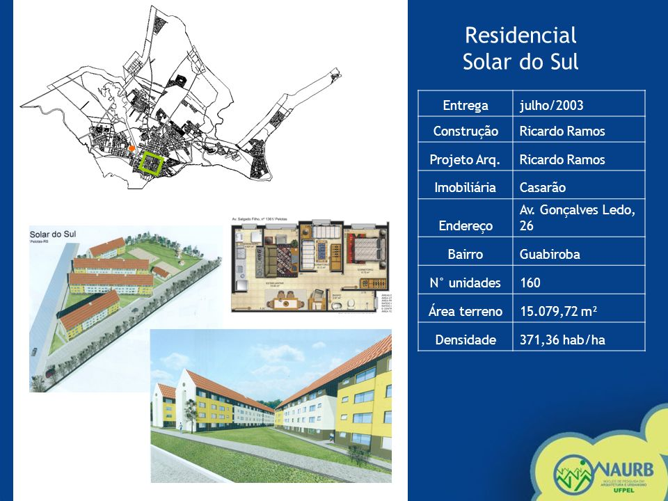 Residencial Solar do Sul