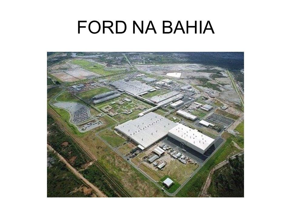 FORD NA BAHIA