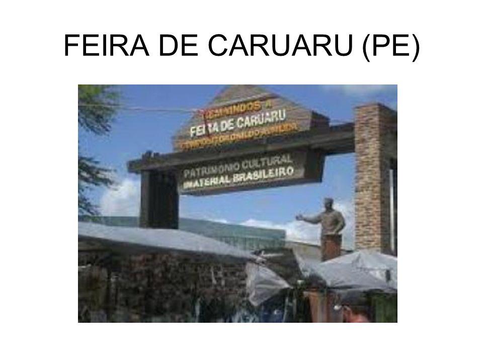 FEIRA DE CARUARU (PE)