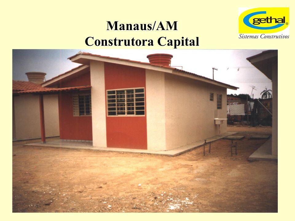 Manaus/AM Construtora Capital