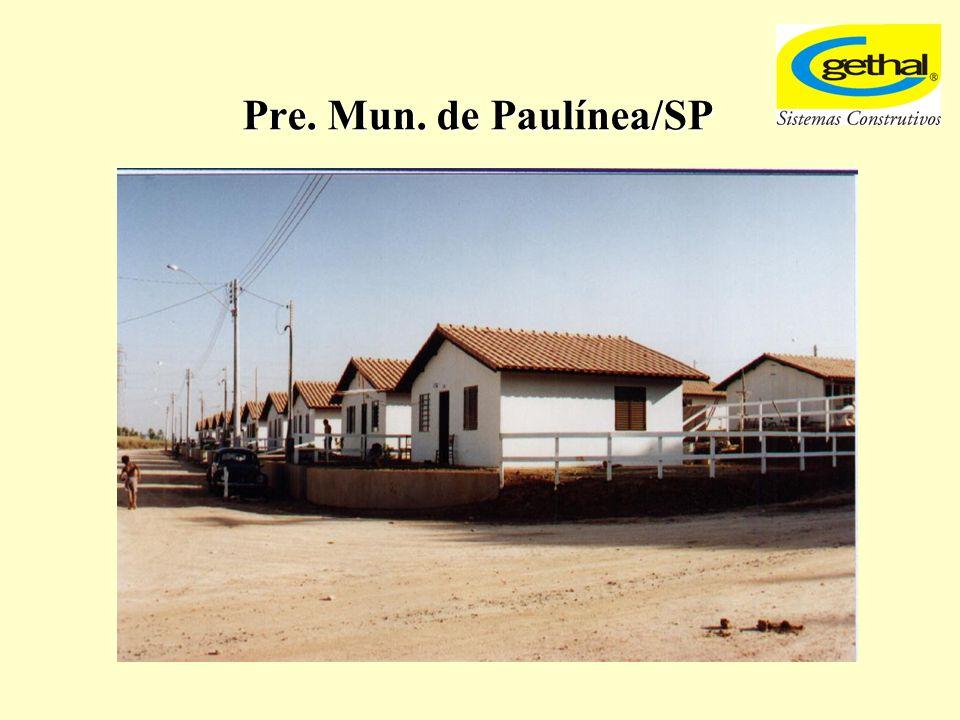 Pre. Mun. de Paulínea/SP