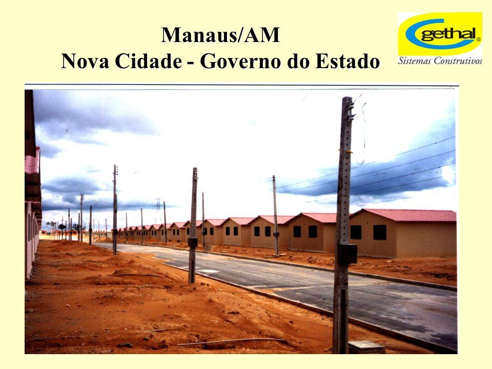 Manaus/AM Nova Cidade - Governo do Estado