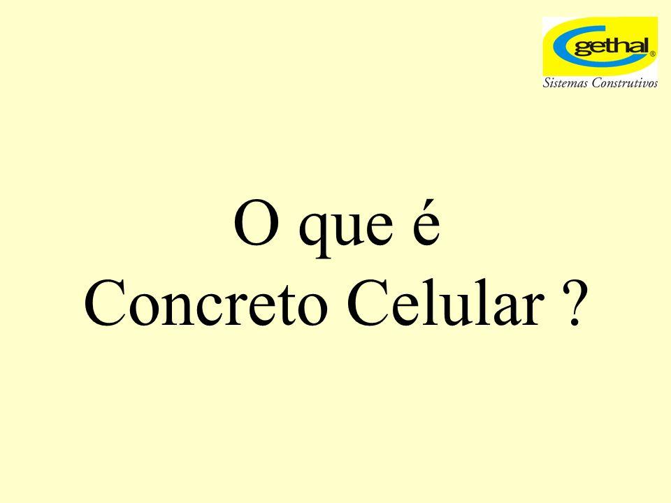 O que é Concreto Celular