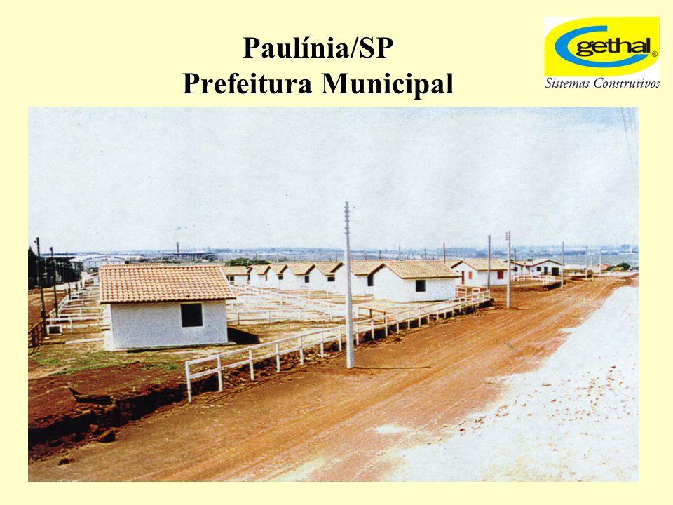 Paulínia/SP Prefeitura Municipal