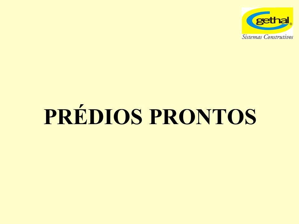 PRÉDIOS PRONTOS