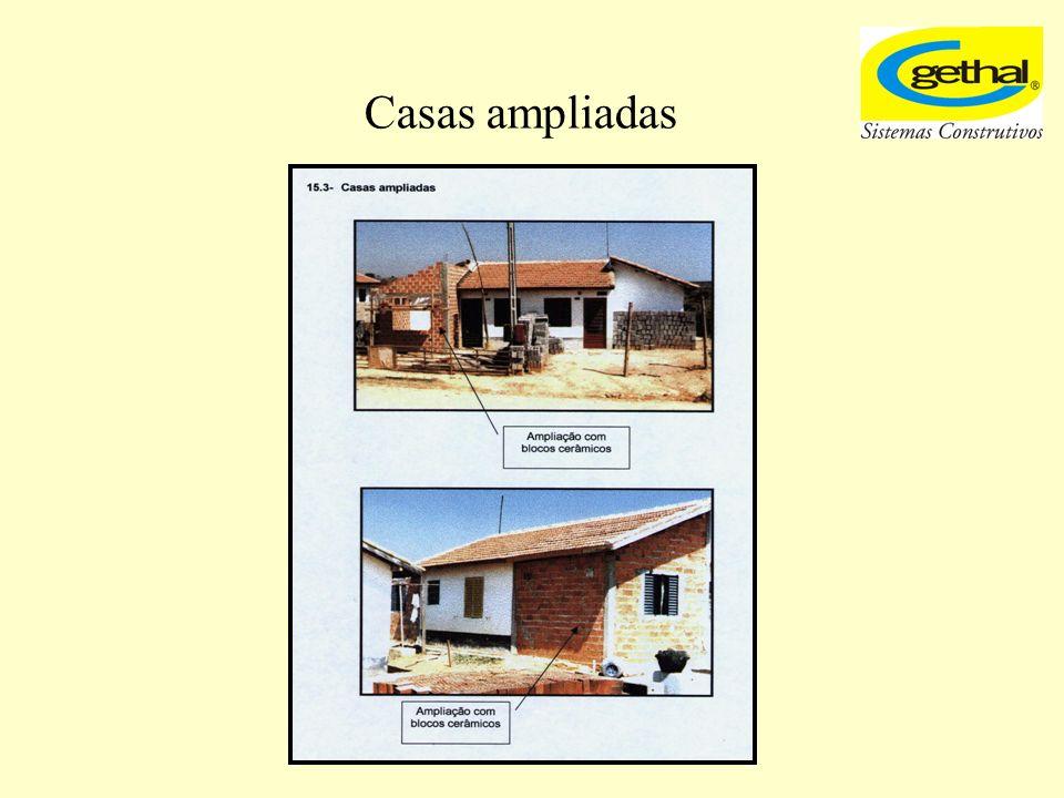 Casas ampliadas