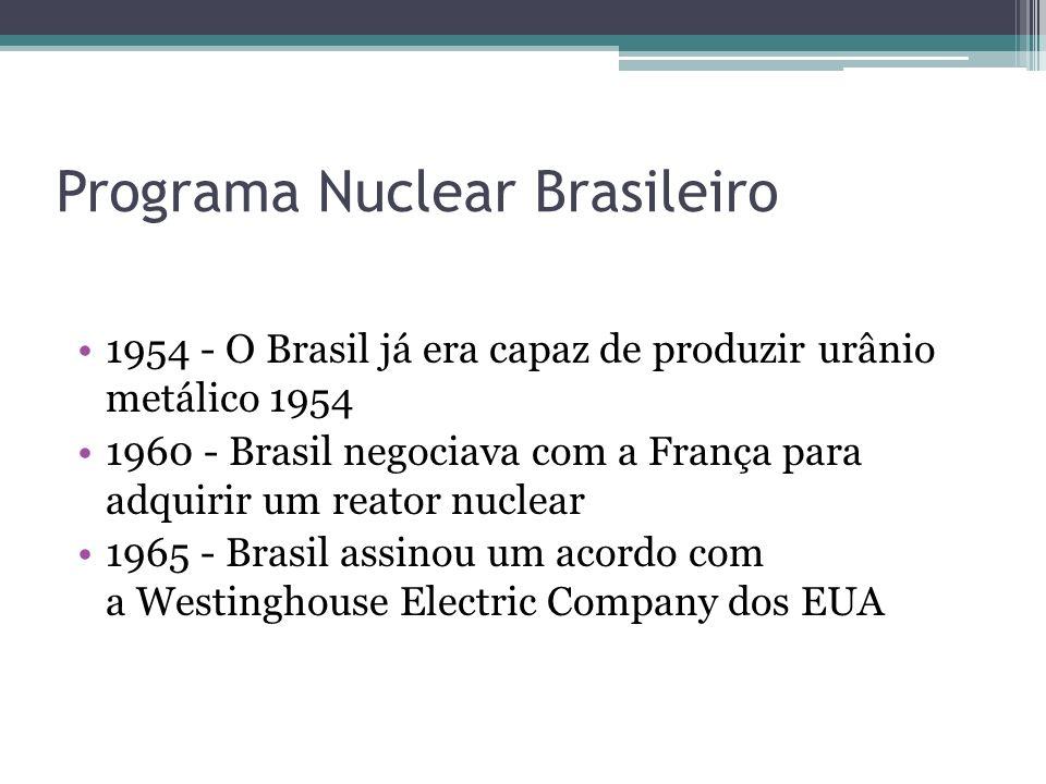 Programa Nuclear Brasileiro