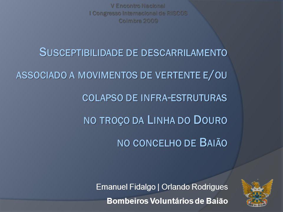 I Congresso Internacional de RISCOS