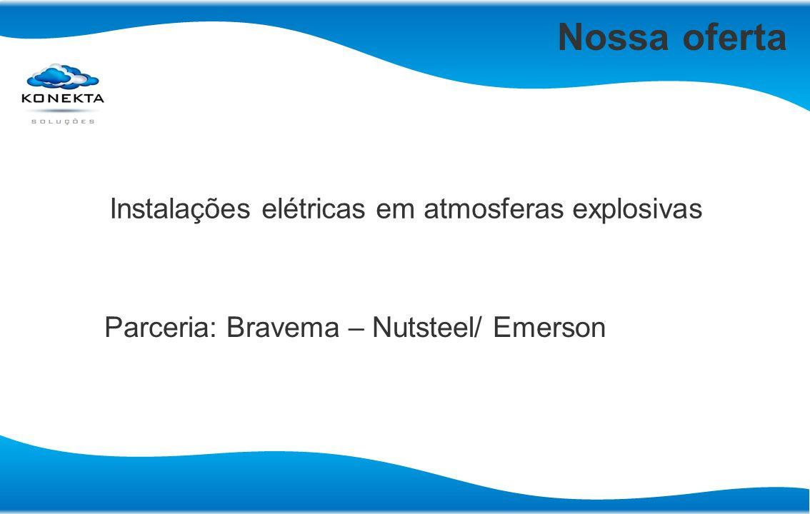Instalações elétricas em atmosferas explosivas