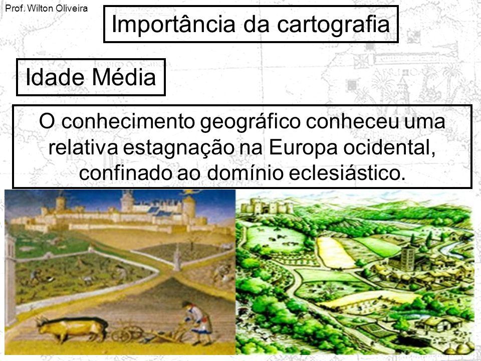 Importância da cartografia