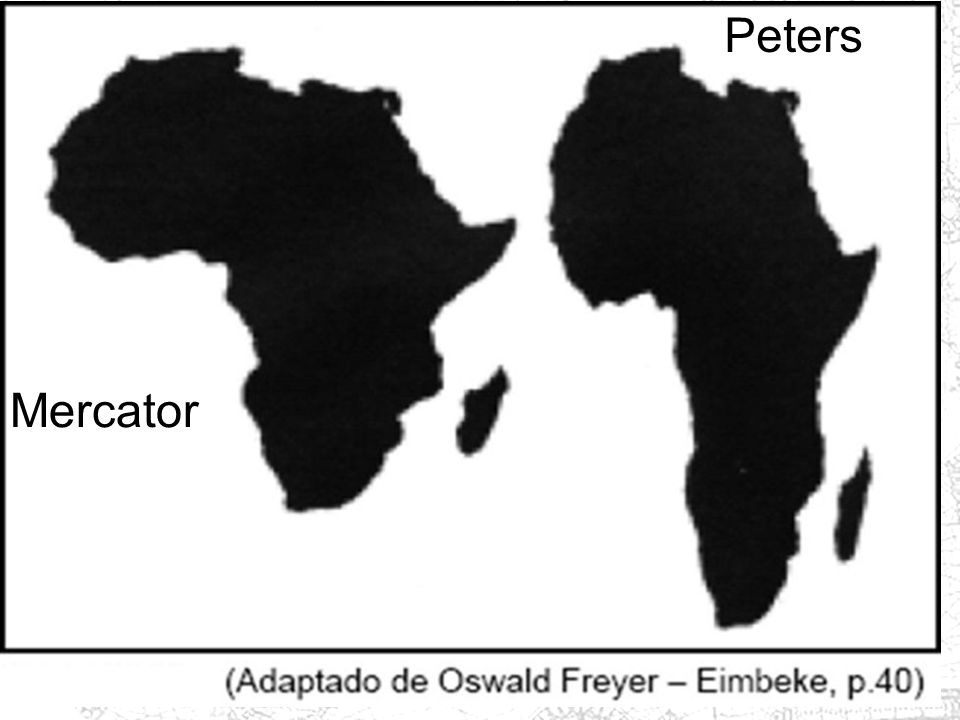 Peters Mercator