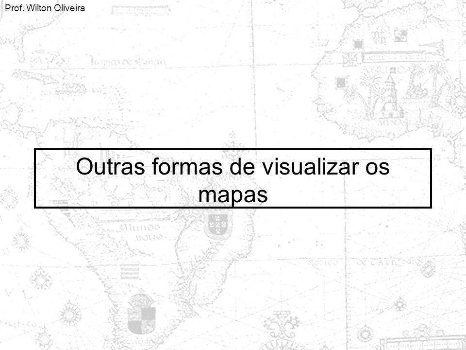 Outras formas de visualizar os mapas