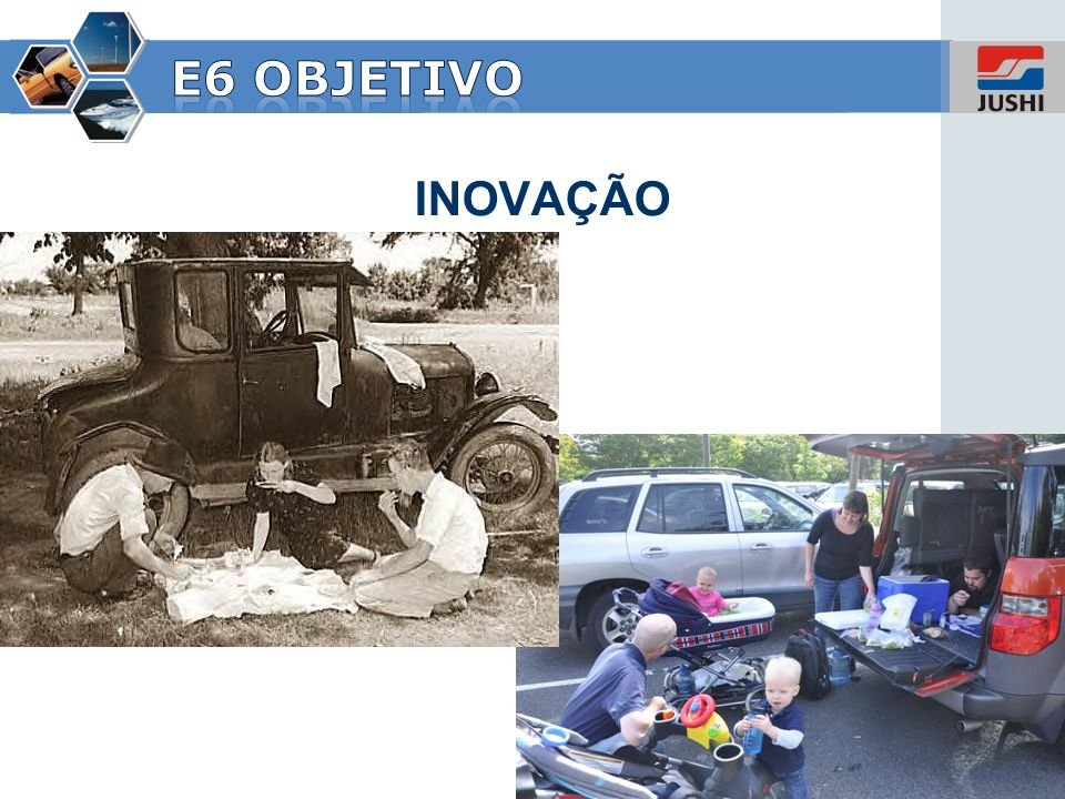 E6 OBJETIVO INOVAÇÃO.