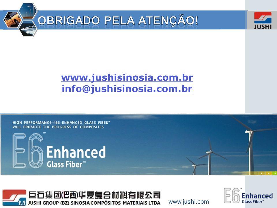 OBRIGADO PELA ATENÇÃO! www.jushisinosia.com.br