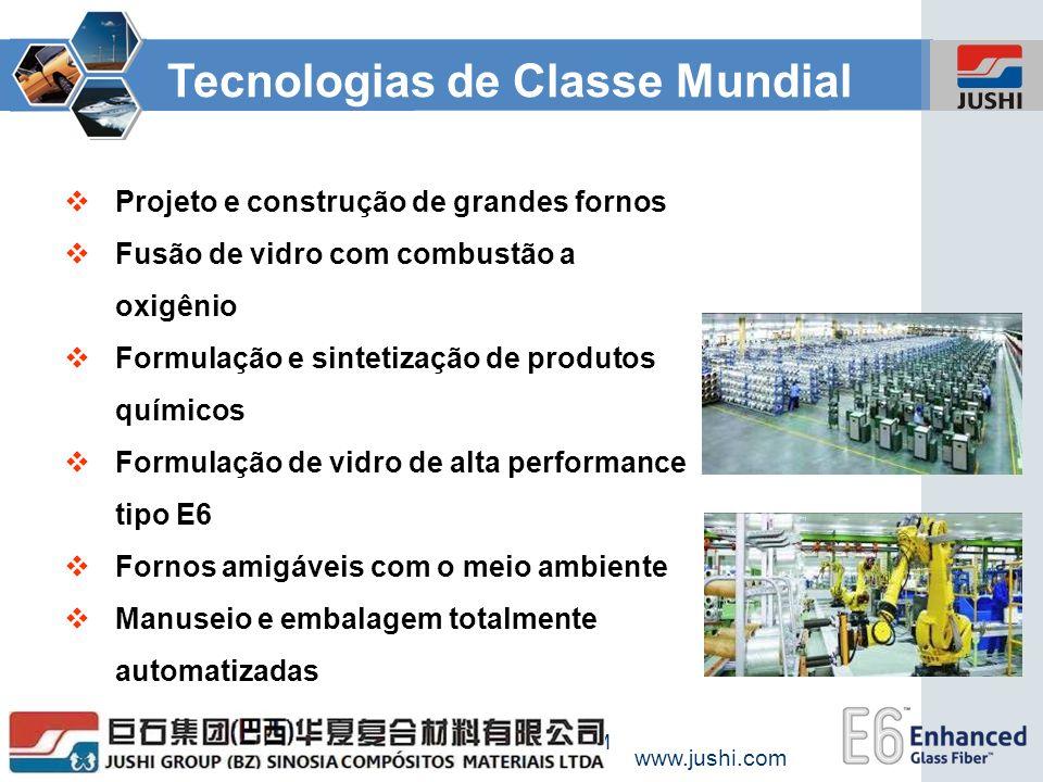 Tecnologias de Classe Mundial