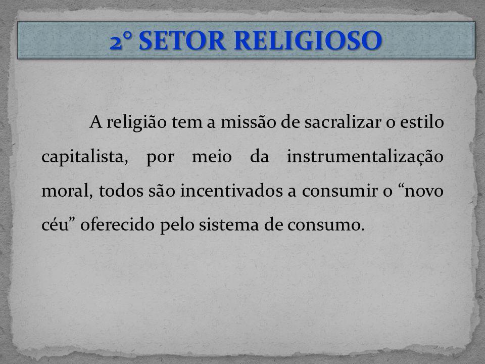 2° SETOR RELIGIOSO