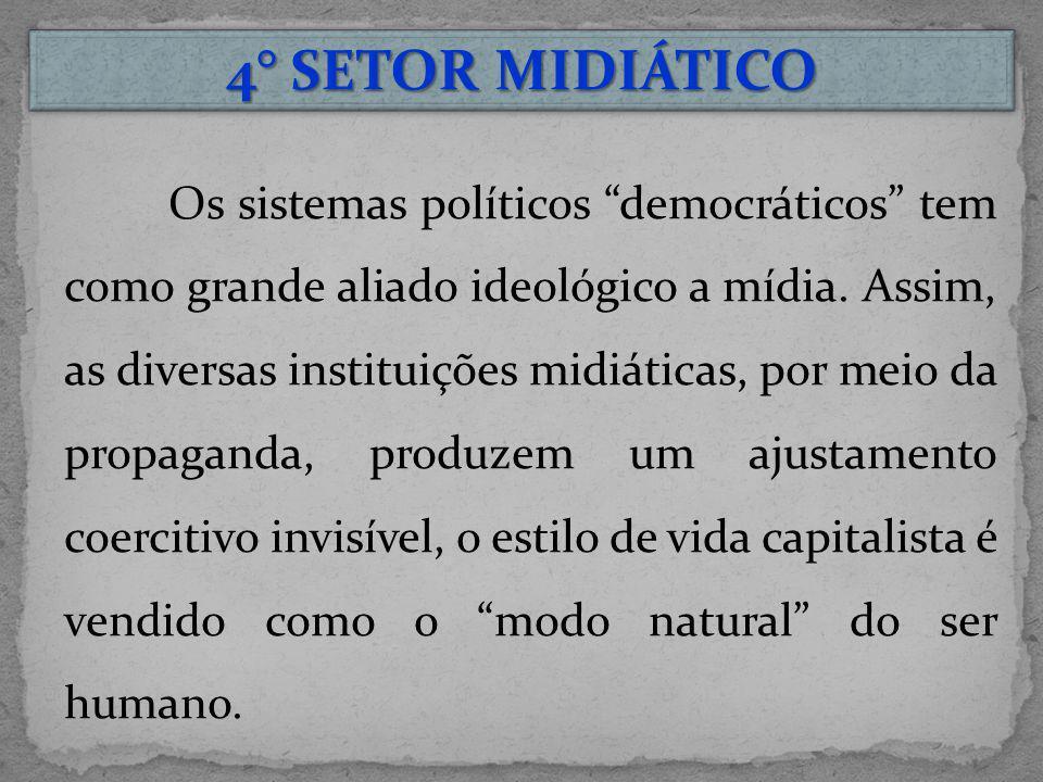 4° SETOR MIDIÁTICO