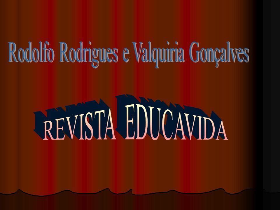 Rodolfo Rodrigues e Valquiria Gonçalves