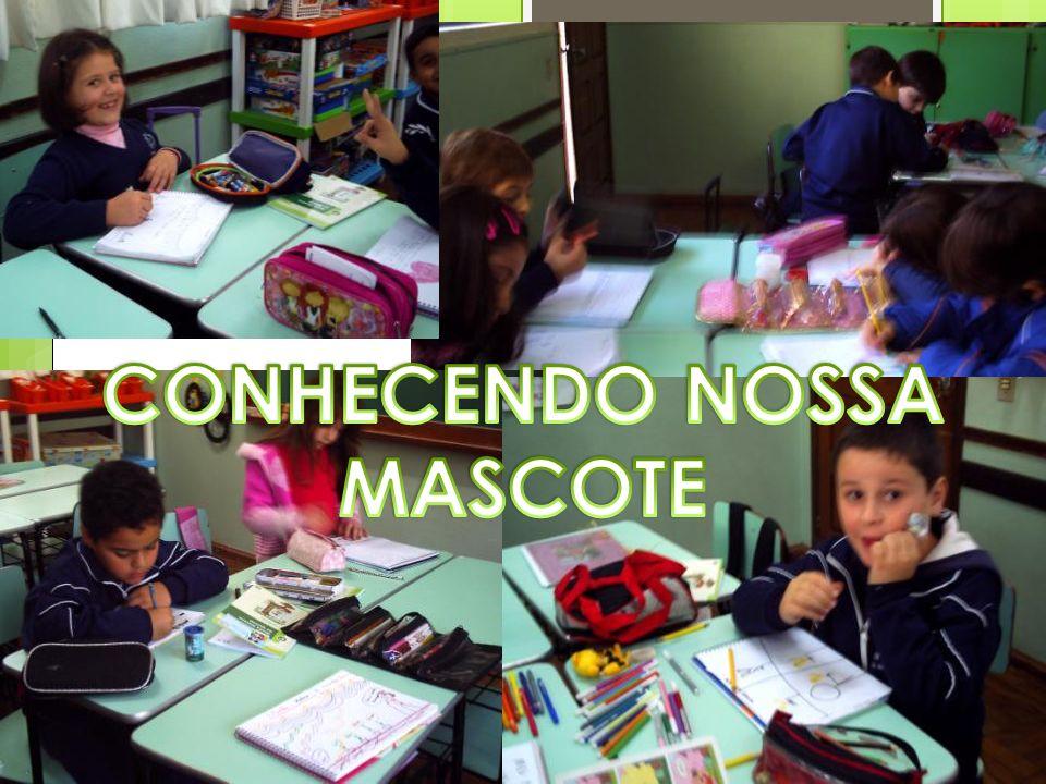 CONHECENDO NOSSA MASCOTE