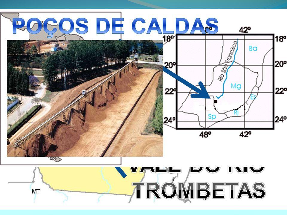 POÇOS DE CALDAS VALE DO RIO TROMBETAS