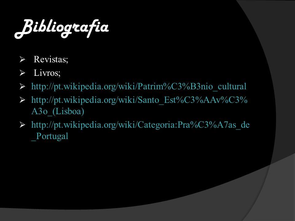 Bibliografia Revistas; Livros;