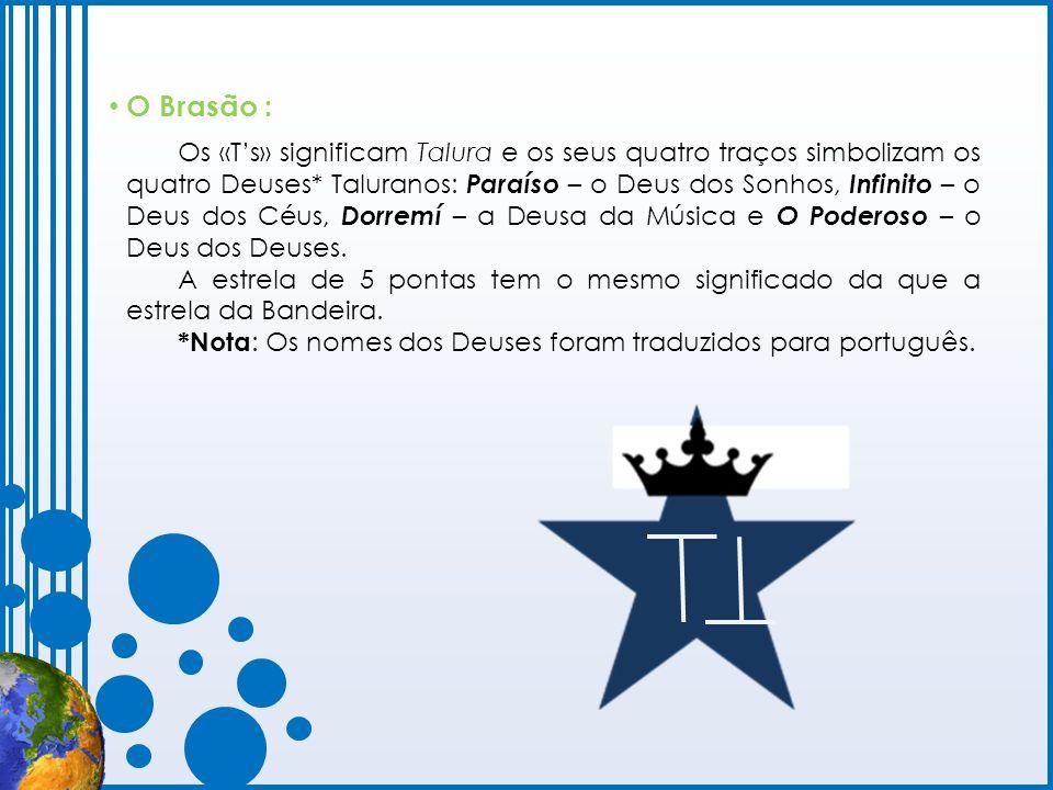 O Brasão :