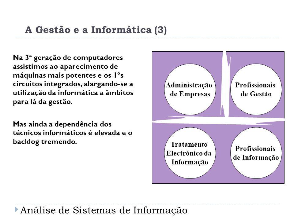 A Gestão e a Informática (3)
