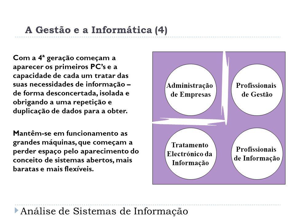 A Gestão e a Informática (4)