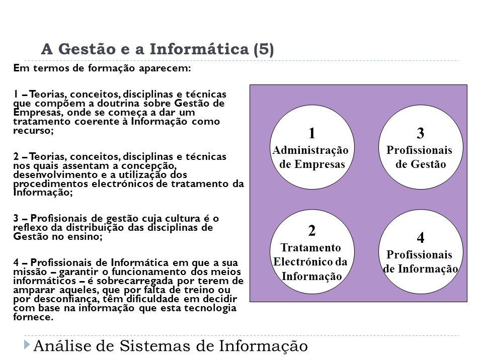 A Gestão e a Informática (5)