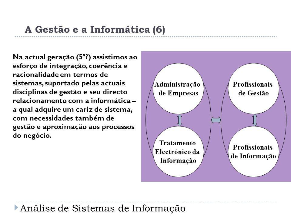 A Gestão e a Informática (6)