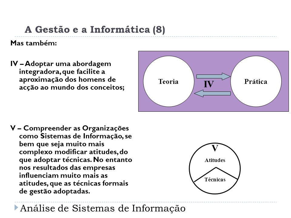 A Gestão e a Informática (8)