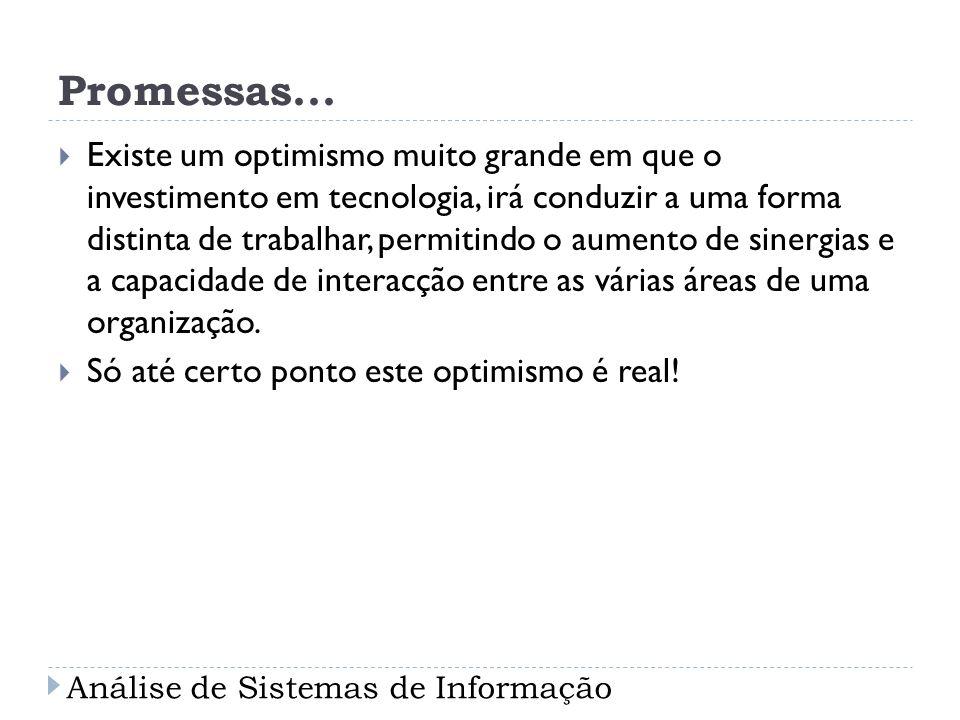 Promessas...