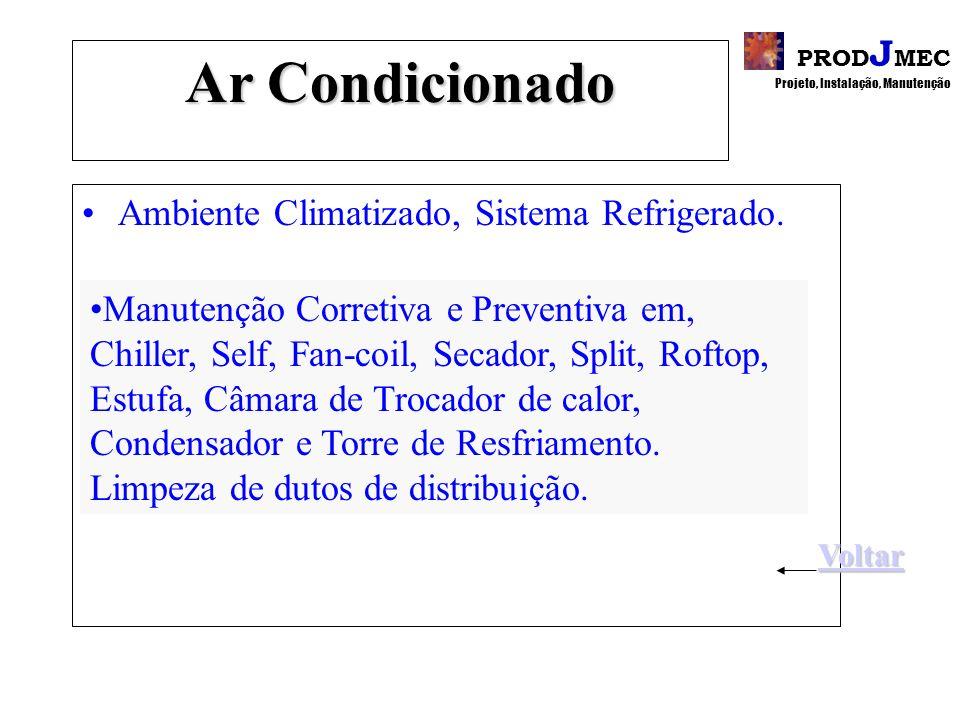 Ar Condicionado Ambiente Climatizado, Sistema Refrigerado.