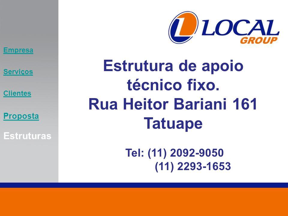 Rua Heitor Bariani 161 Tatuape