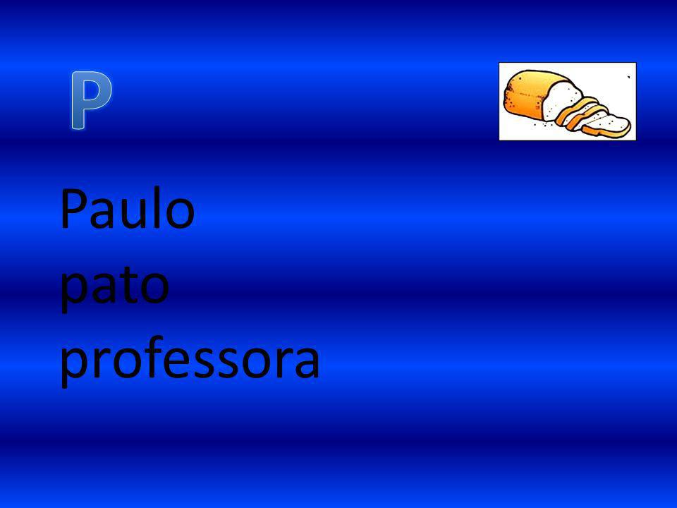 P Paulo pato professora